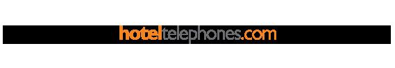 Hotel Telephone Logo