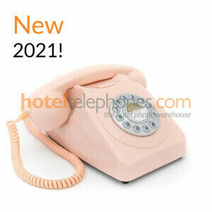 GPO 746 Push Button Pink