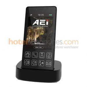 AEI Touch Screen DECT handset