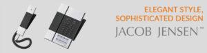 Jacob Jensen advert copy